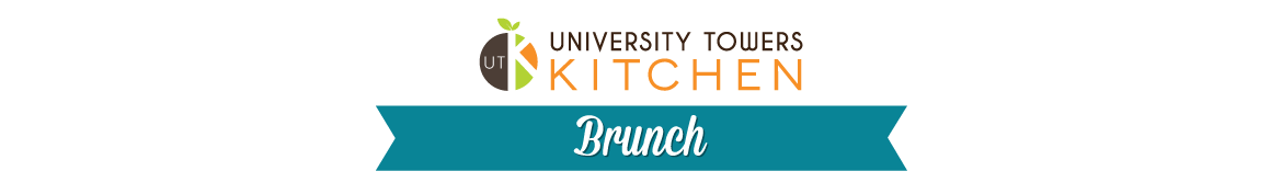 University Towers Kitchen Brunch