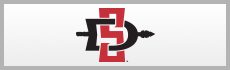 SDSU Athletics button